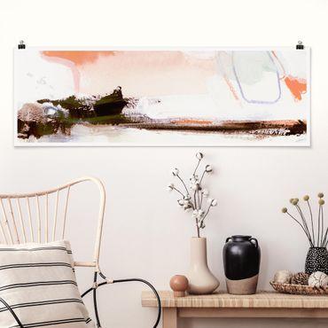 Poster - Ravel II - Panorama formato orizzontale