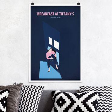 Poster - Poster di film Colazione da Tiffany - Verticale 3:2