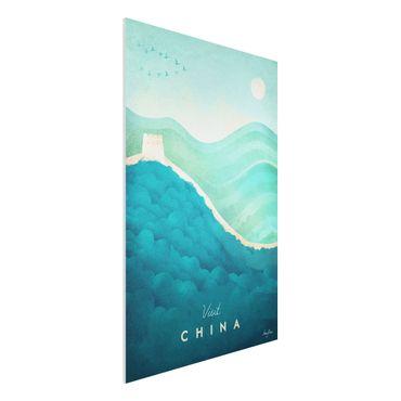 Stampa su Forex - Poster di viaggio - Cina - Verticale 3:2