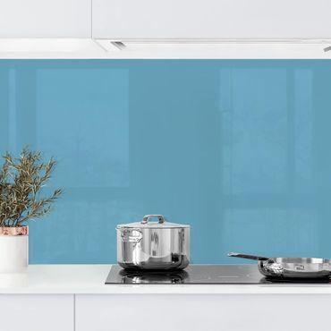 Rivestimento cucina - Color blu marino
