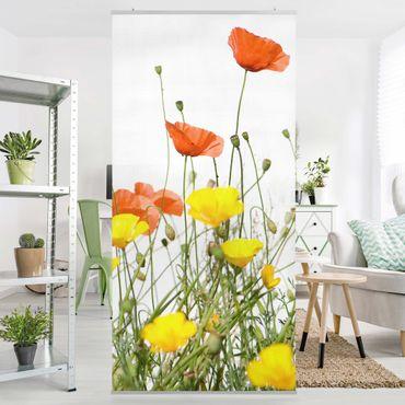 Tenda a pannello Wildflowers 250x120cm