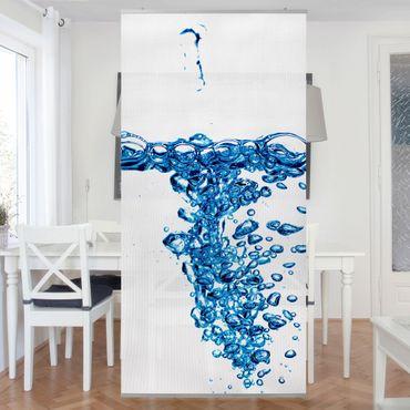 Tenda a pannello Fresh Blue Water 250x120cm