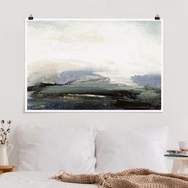 Poster - Horizon At Dawn - Orizzontale 2:3