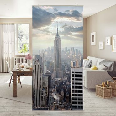 Tenda a pannello Sunrise In New York 250x120cm