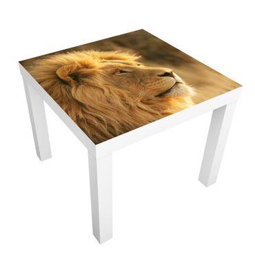Carta adesiva per mobili IKEA - Lack Tavolino Lion King