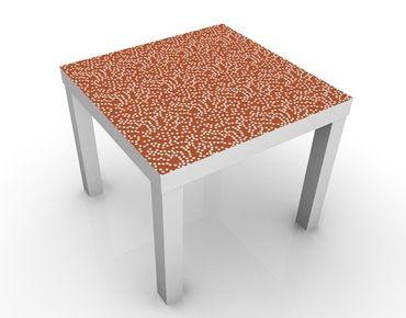 Tavolino design Aboriginal Dot Pattern Design