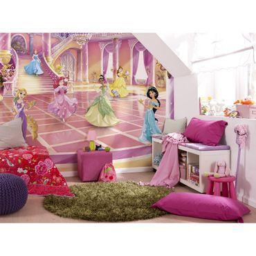 Carta da parati per bambini - Princess Glitzerparty - Komar fotomurale
