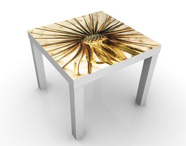 Tavolino design Dandelion Close Up