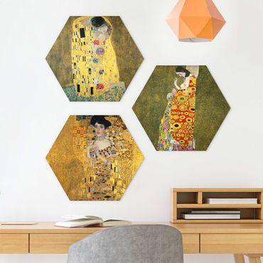 Esagono in forex - Gustav Klimt - Ritratti