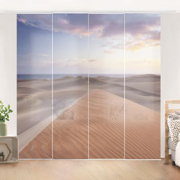 Tende scorrevoli set - View Of The Dunes