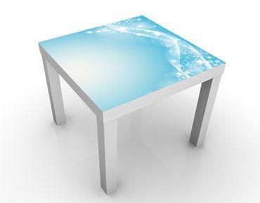 Tavolino design Ice & Glitter