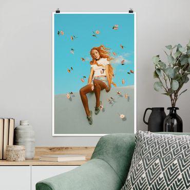 Poster - Retro Venus - Verticale 3:2