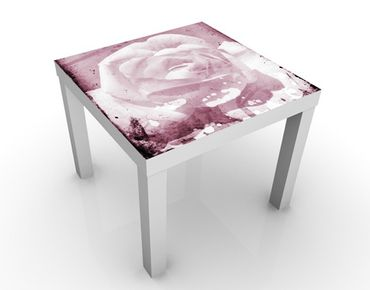 Tavolino design Antique Pink