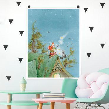 Poster - Frida E postumi di una sbornia di segale Let The Star Gratis - Verticale 4:3