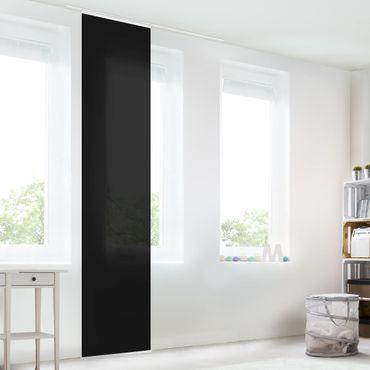Tenda scorrevole set - Colour Black