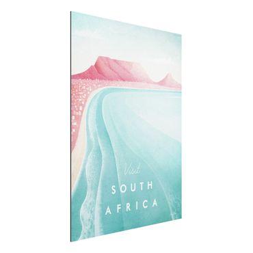 Stampa su alluminio - Poster Travel - Sud Africa - Verticale 4:3