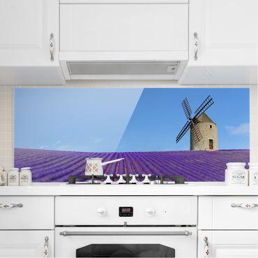 Paraschizzi in vetro - Lavender Fragrance In Provence