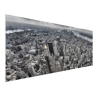Quadro in forex - View Over Manhattan - Panoramico