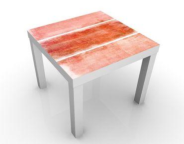 Tavolino design Colour Harmony Red