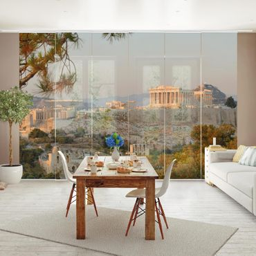 Tende scorrevoli set - Acropolis