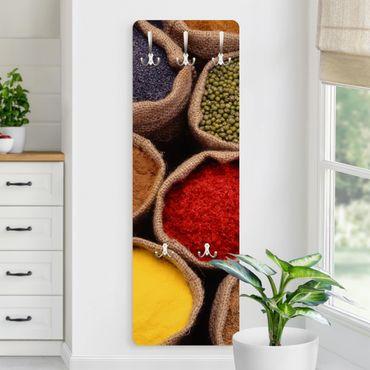 Appendiabiti - Colourful Spices