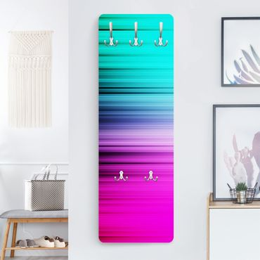 Appendiabiti - Rainbow Display