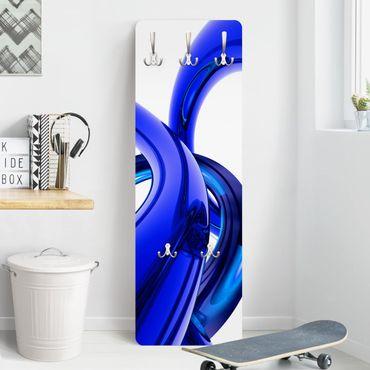 Appendiabiti - Stunning Blue Style