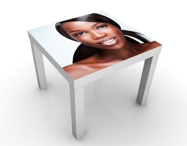 Tavolino design Black Beauty Close Up