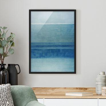 Poster con cornice - Inondazione