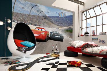 Carta da parati - Disney Cars 3 - Curve
