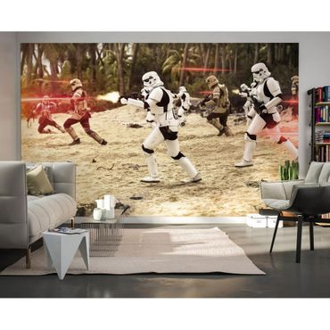 Carta da parati - Star Wars Imperial Sciopero II