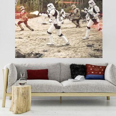 Carta da parati - Star Wars Imperial Sciopero