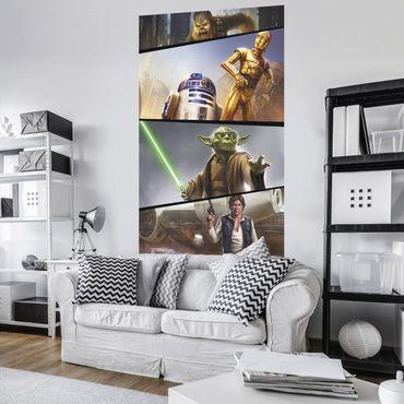 Carta da parati - Star Wars Moments Rebels