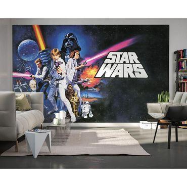 Carta da parati - Star Wars Poster Classic 1