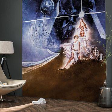 Carta da parati - Star Wars Poster Classic2