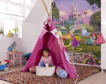 Carta da parati - Principesse Disney - Tramonto