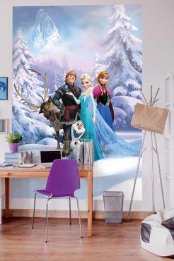 Carta da parati - Frozen: Il regno di ghiaccio