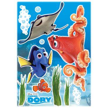 Adesivo murale per bambini - Alla ricerca di Dory: Dory e amici