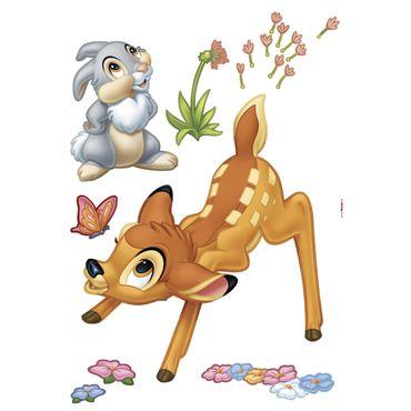 Adesivo murale per bambini - Bambi