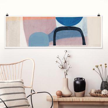Poster - Multiform II - Panorama formato orizzontale
