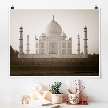 Poster - Taj Mahal - Orizzontale 3:4