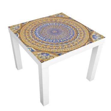 Carta adesiva per mobili IKEA - Lack Tavolino Dome of the Mosque