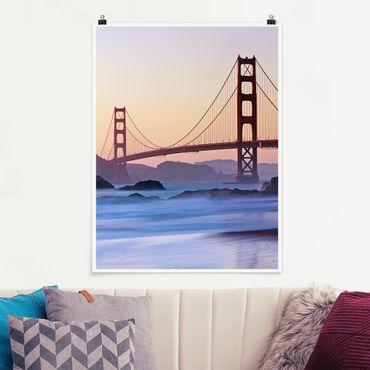 Poster - San Francisco Romance - Verticale 4:3