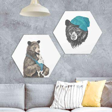 Esagono in forex - Laura Graves - le coppie dell'orso