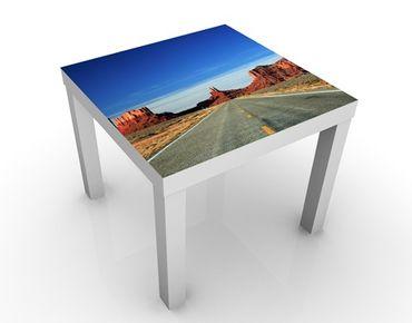 Tavolino design Colorado Plateau