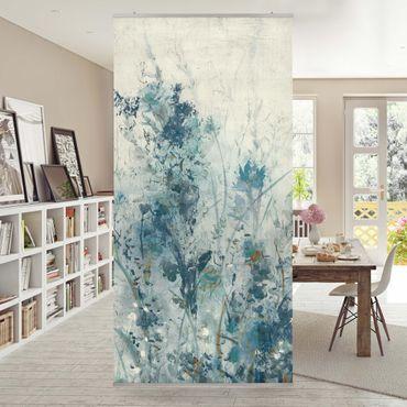 Tenda a pannello - Blue Spring Meadow I - 250x120cm