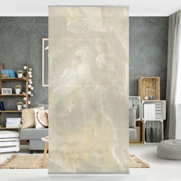Tenda a pannello - Onyx marble cream - 250x120cm