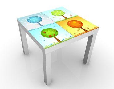 Tavolino design 4 Seasons