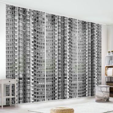 Tende scorrevoli set - Skyscraper