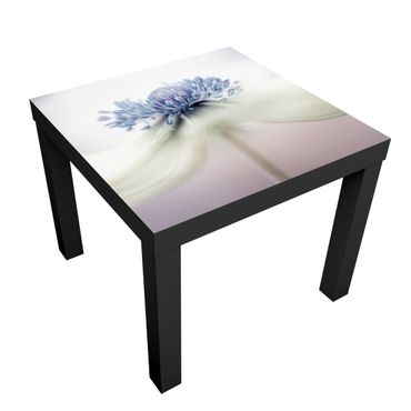 Tavolino design Anemone In Violet